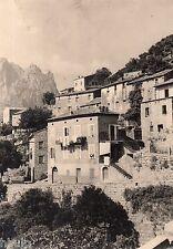 C170 Photographie vintage original Corse Corsica Ota maison montagne