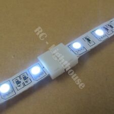 3528 8mm 2 - Pin LED Light Strip Solderless Connector 10 PC.