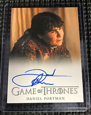 Daniel Portman - Game of Thrones Season 5 Autograph Card Rittenhouse - Podrick