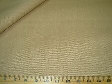 "~5  YDS~RALPH LAUREN~""HEWITT HERRINGBONE""TAN ~UPHOLSTERY FABRIC FOR LESS~"