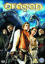 Eragon (1 disc) [DVD] [2006], New DVD, Edward Speleers, Jeremy Irons, Sienna Gui
