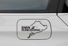 New Nurburgring Race Track Tank Decal Vinyl for BMW Auto sticker black logo