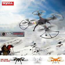 Syma Upgraded Large X8C 6-Axis Gyro RC Quadcopter Drone RTF UFO w/2MP Camer O4R7