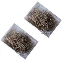 400 x Dressmaker Pins Tailor Straight Pins Sewing Craft Hobbies Dress Clothes
