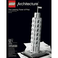 LEGO Architecture The Leaning Tower of Pisa 21015