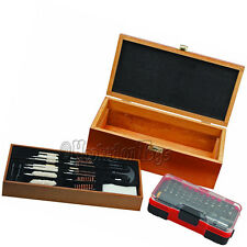 Outers Deluxe 79 Piece Tool Kit 28pc Gun Cleaning Kit 51pc Screwdriver Set 70102