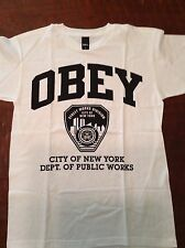 OBEY Graphic Tee   medium