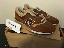 New Balance X J.Crew Butterscotch 997 With Special In-Store Wooden Box Size 10