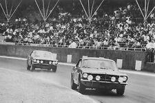 Ford Mustang 1964 team Alan Mann - winners Tour de France 1964 – photograph