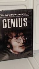 NEW Genius Movie John Lennon The Beatles DVD 33 Minutes That Will Rock Your Soul
