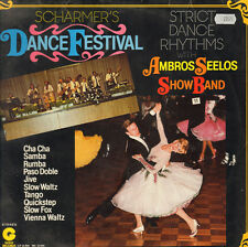 VARIOUS - Sharmer's Dance Festival With Ambros Seelos Show Band - Gold