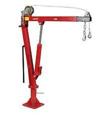 SWIVEL BASE HYDRAULIC LIFTING CRANE WITHWINCH PARTNO=CRSC1TW