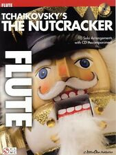 Tchaikovskys The Nutcracker Flute Learn to Play Classical Sheet Music Book & CD