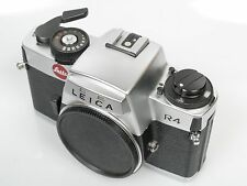 Leica r4 cromo bonito y funktionsf. zustd. Nice and working