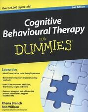 Cognitive Behavioural Therapy For Dummies Willson, Rob, Branch, Rhena Books-Good
