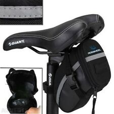 Cycling Bicycle Bike Saddle Outdoor Pouch Seat Waterproof Bag Road MTB Hybrid
