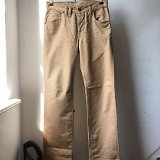 Very cool ANACHRONORM Made in Japan Khaki jeans trousers Sz 30