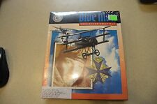 """FACTORY SEALED BLUE MAX ACES OF THE GREAT WAR PC 3.5"""" DISKS"""