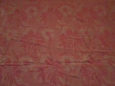 Toile a matelas ancienne rose