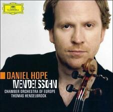 Violin Concerto, Octet for Strings (Hengelbrock, Coe, Hope) CD NEW