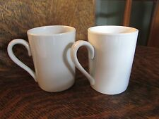 VINTAGE SET (2)  AMERICAN AIRLINES BY MAYER CHINA COFFEE DEMITASSE TEA CUPS MUGS