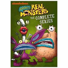 Aaahh!!! Real Monsters: The Complete Series DVD 8-Disc Set Nickelodeon Gift NEW
