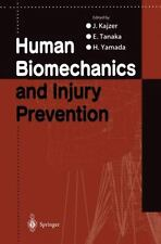 Human Biomechanics and Injury Prevention (2014, Paperback)