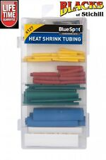 Blue Spot Tools - 127 Piece Assorted Colour Heat Shrink Tubing, Car Wiring,40511
