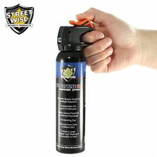 Pepper Spray - 9 oz. Firemaster Can - Self Defense - Personal Safety - New