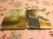 PES Pro Evolution Soccer 2016 Limited Edition Steelbook Case ONLY NO GAME