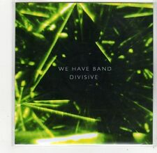 (FO666) We Have Band, Divisive - DJ CD