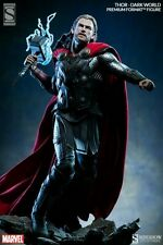 SIDESHOW COLLECTIBLES MARVEL THOR THE DARK WORLD EXCLUSIVE PREMIUM FORMAT FIGURE