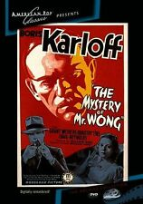 Mystery of Mr Wong (Boris Karloff) - Region Free DVD - Sealed