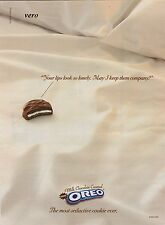 2006 magazine ad Kraft Foods OREO cookies clipping advert print advertisement