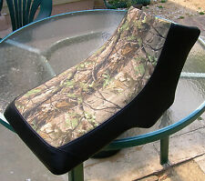 Yamaha Moto 4 camo black seat cover (other patterns)