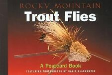 Rocky Mountain Trout Flies: A Postcard Book Postcard Books