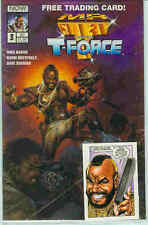 Mr. T and the T-Force # 3 (Norm Breyfogle, comic trading card) (USA, 1993)
