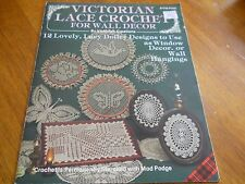 Victorian Lace Crochet by Victorian Creations