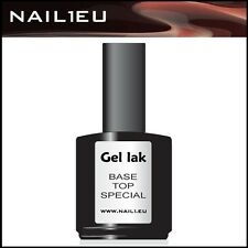 "sellado de gel Gel de sellado Finishgel ""NAIL1EU TOP/Base"" 15ml/ gel de uñas UV"