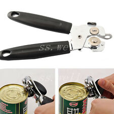 Useful Stainless Steel Kitchen Restaurant Craft Strong Heavy Duty Can Tin Opener