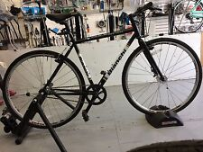 Bianchi San Jose,single Speed,Touring Bike,Black ;NEW Old Stock;49cm;Disk Compat