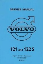 VOLVO P120 B16 Shop manual Catalogue Book paper