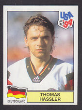 Panini - USA 94 World Cup - # 174 Thomas Hassler - Deutschland (Green Back)