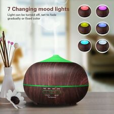 400ml Ultrasonic Aromatherapy Essential Oil Diffuser, Cool Mist Humidifier