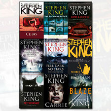 Stephen King Novel The Dark Tower 9 Books Collection Set(Full dark, no stars)New