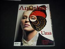 2008 SPRING-SUMMER ANOTHER MAGAZINE - UMA THURMAN - FASHION ISSUE - D 1933