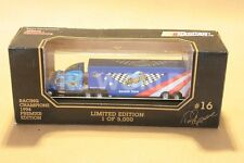 RACING CHAMPIONS 1/64 DIECAST TRANSPORTER TRACTOR THE FAMILY CHANNEL *NEW* #F5