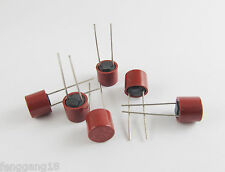 100pcs Capacitive Cylindrical Miniature Slow Blow Micro Fuse 250V T1.25A 1.25A