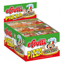 SweetGourmet E.Frutti Original Gummi Pizza - 48 CT Box FREE SHIPPING!