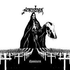 Seremonia - Ihminen - CD NEU